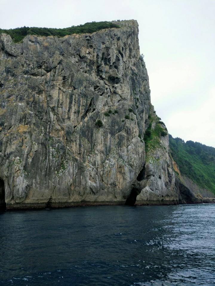 Cabo Ogoño Bermeo y Elantxobe