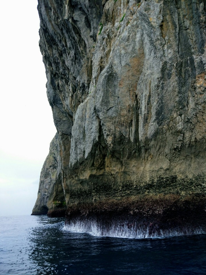 Cabo Ogoño baja mar